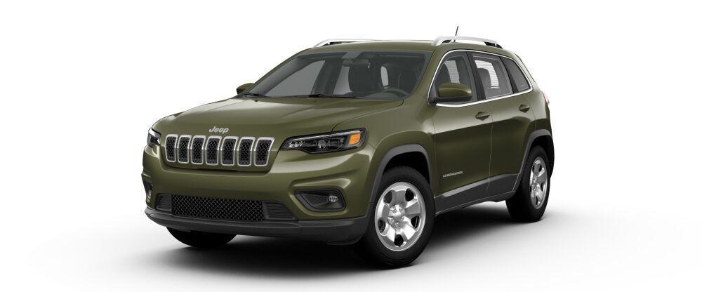 New Jeep Cherokee