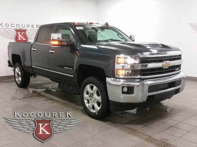 New Chevrolet Silverado 2500 Lease And Finance Offers Kocourek