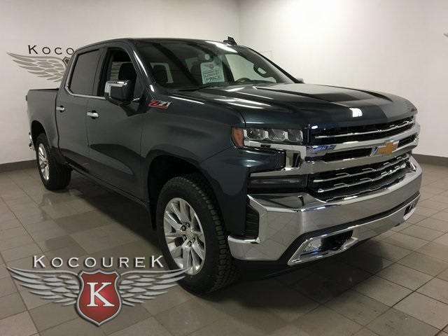 New Chevrolet Silverado 1500 Lease and Finance Offers