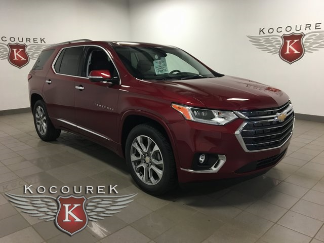 New Chevrolet Traverse Lease and Finance Offers | Kocourek