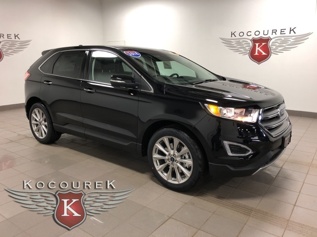 New  Ford Edge In Wausau Wisconsin