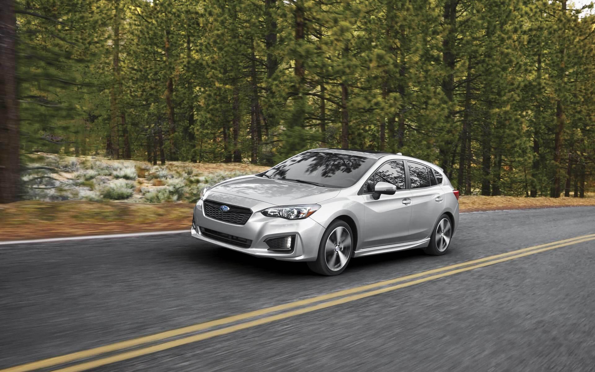 Subaru impreza lease rates