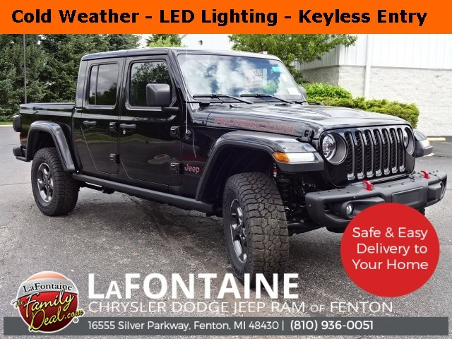 Jeep Gladiator Lease Specials Offers Fenton Mi