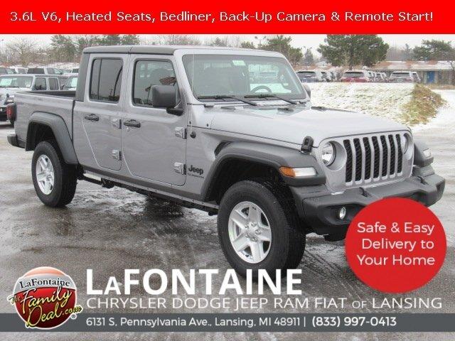 Jeep Gladiator Lease Offers Incentives Saline Mi
