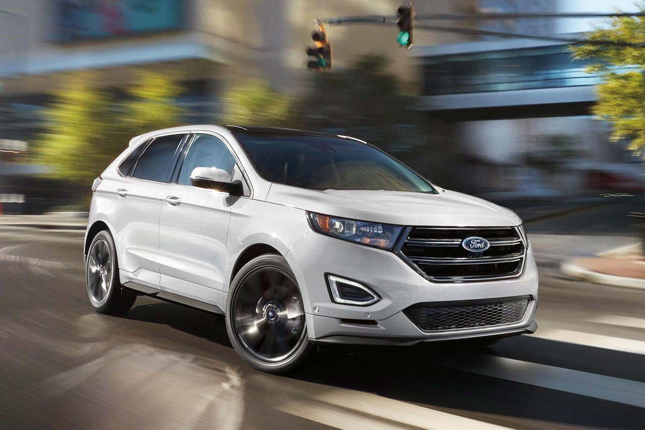 New Ford Edge On Sale Now At Lafontaine Ford Of Lansing