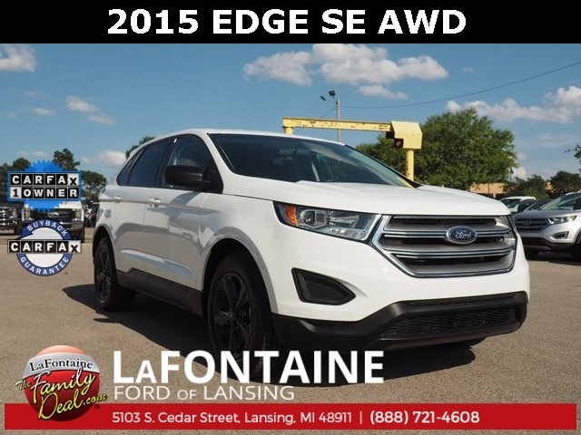 Used  Ford Edge In Lansing Michigan
