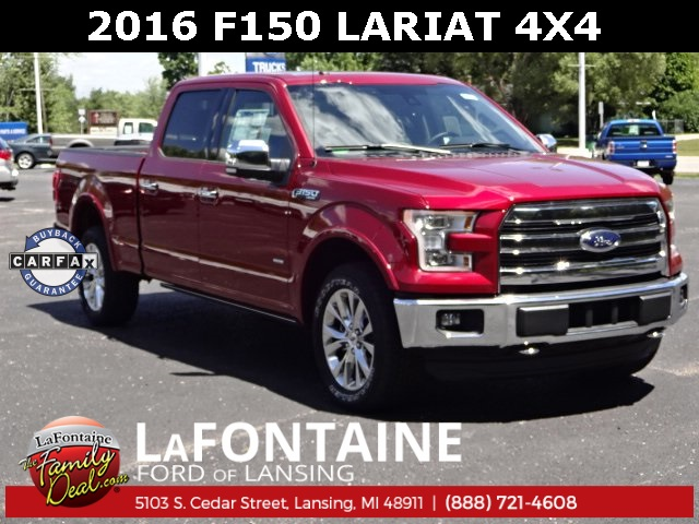 Used  Ford F  In Lansing Michigan