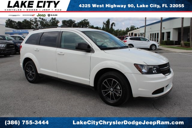 High Quality Used 2017 Dodge Journey In Lake City Florida