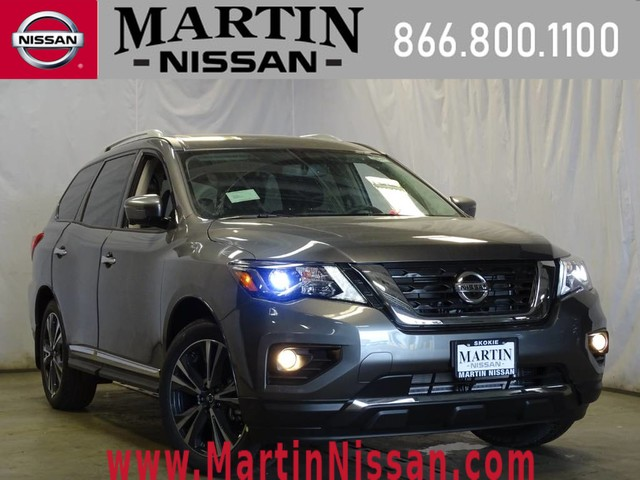 Nissan Pathfinder Lease Offers & Lease Deals | Martin Nissan