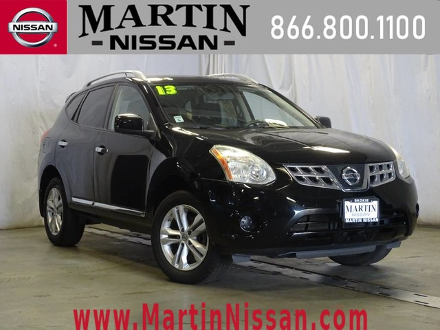 Nissan Rogue Lease Offers & Deals in Skokie IL | Martin Nissan