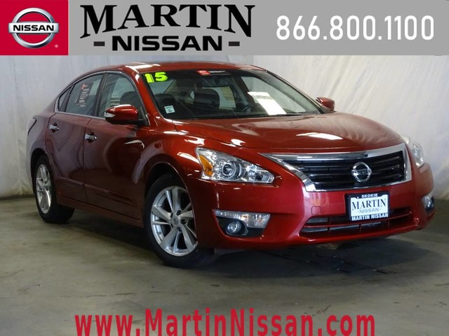 Used Vehicles and Cars in Skokie IL | Martin Nissan