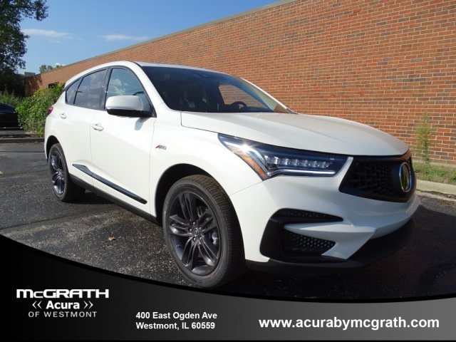 New Acura RDX Lease And Finance Offers McGrath Acura Of Westmont - Acura rdx deals