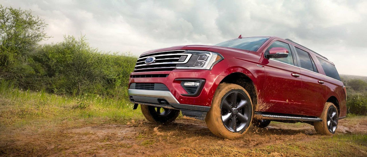New Ford Expedition On Sale Now At Mel Hambelton Ford