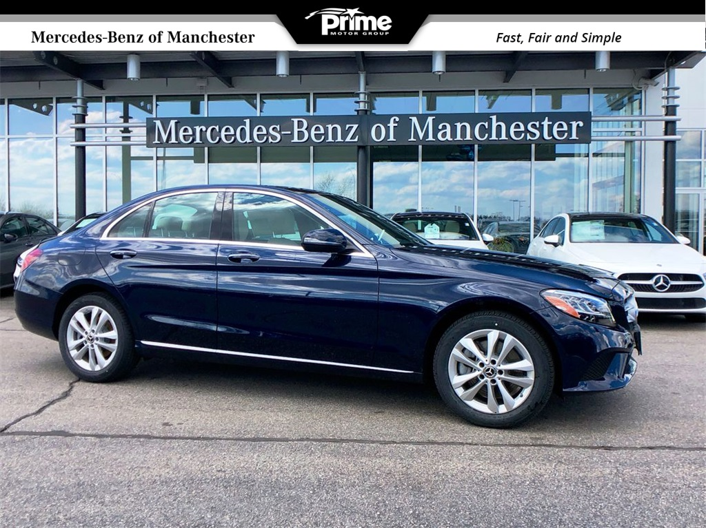 Mercedes-Benz Sedan Lease & Finance Prices – Manchester NH