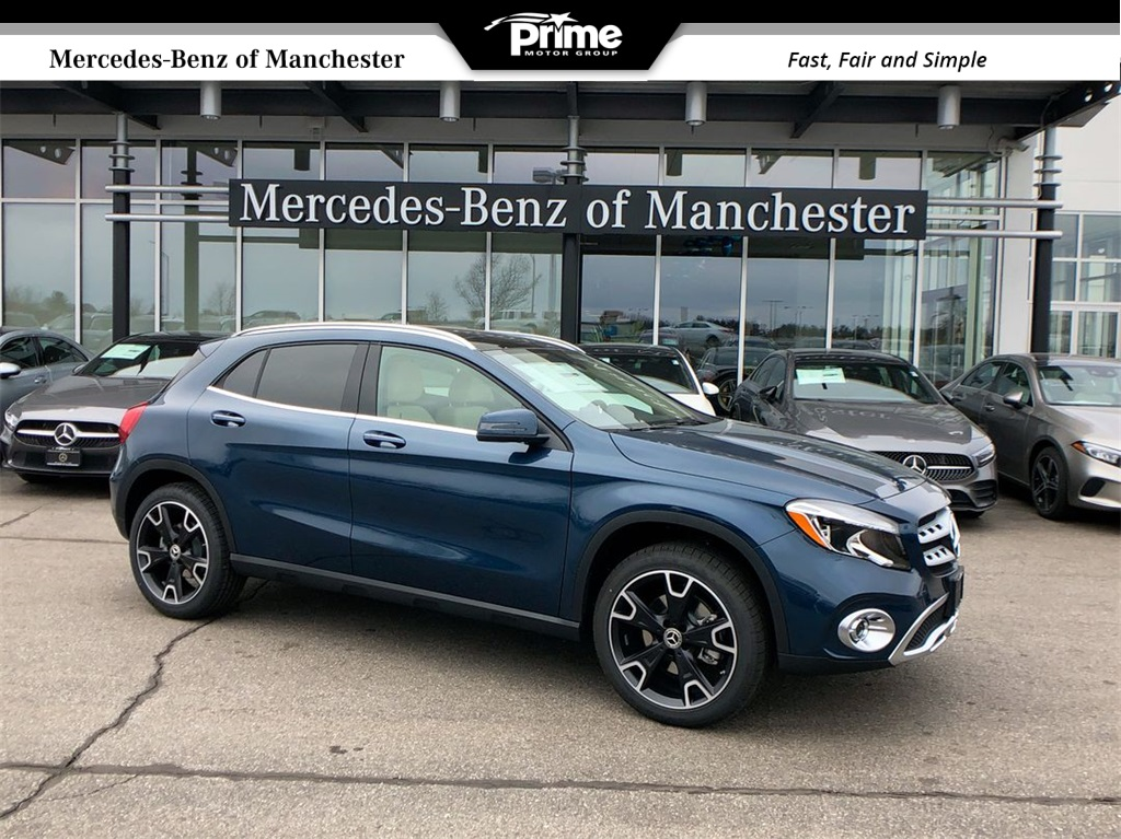 Mercedes-Benz GLA Lease & Finance Prices – Manchester NH