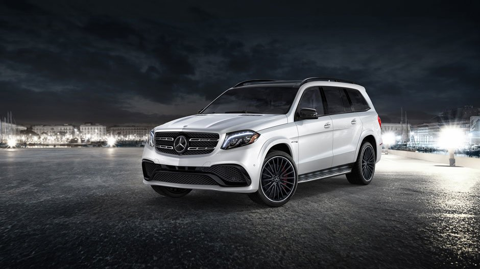 New Mercedes Suv >> Mercedes Benz Gls Finance Prices Lease Offers Santa Rosa Ca