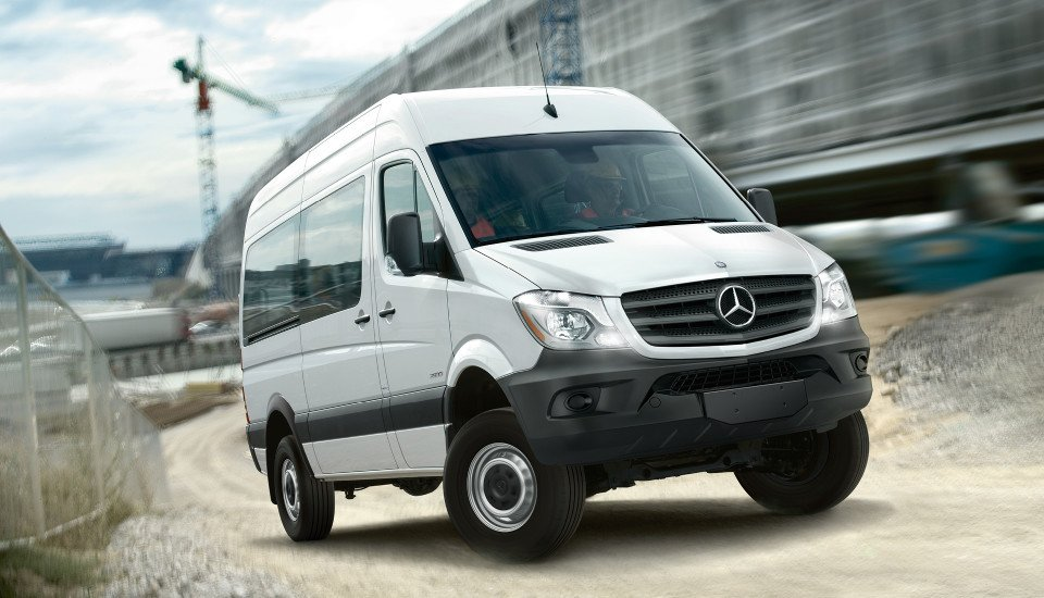 Mercedes-Benz Sprinter Lease Price & Offers - Scarborough ME