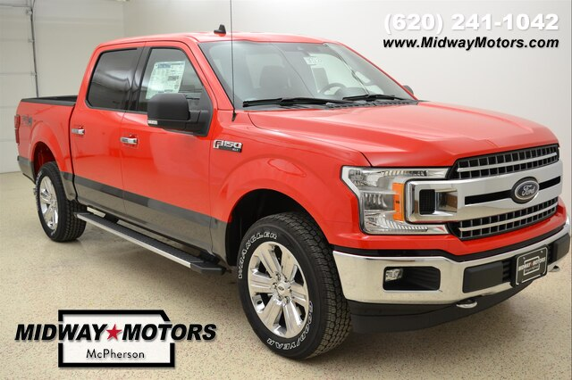 Ford® Lease Prices & Offers - McPherson KS