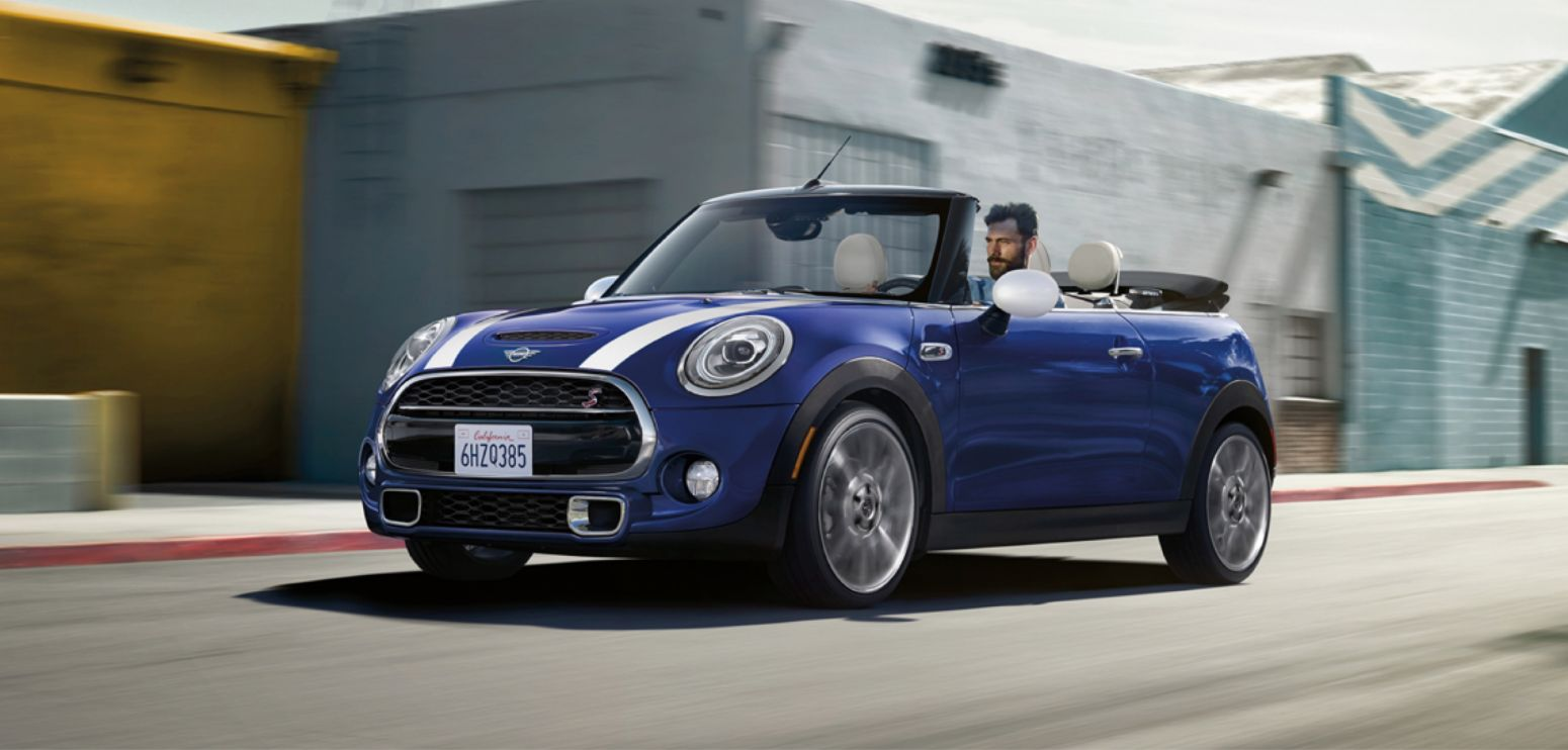 Mini Cooper Convertible Lease Finance Incentives Warwick Ri