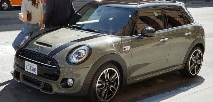 How Much Does A Mini Cooper Cost >> New Mini Hardtop 4 Door