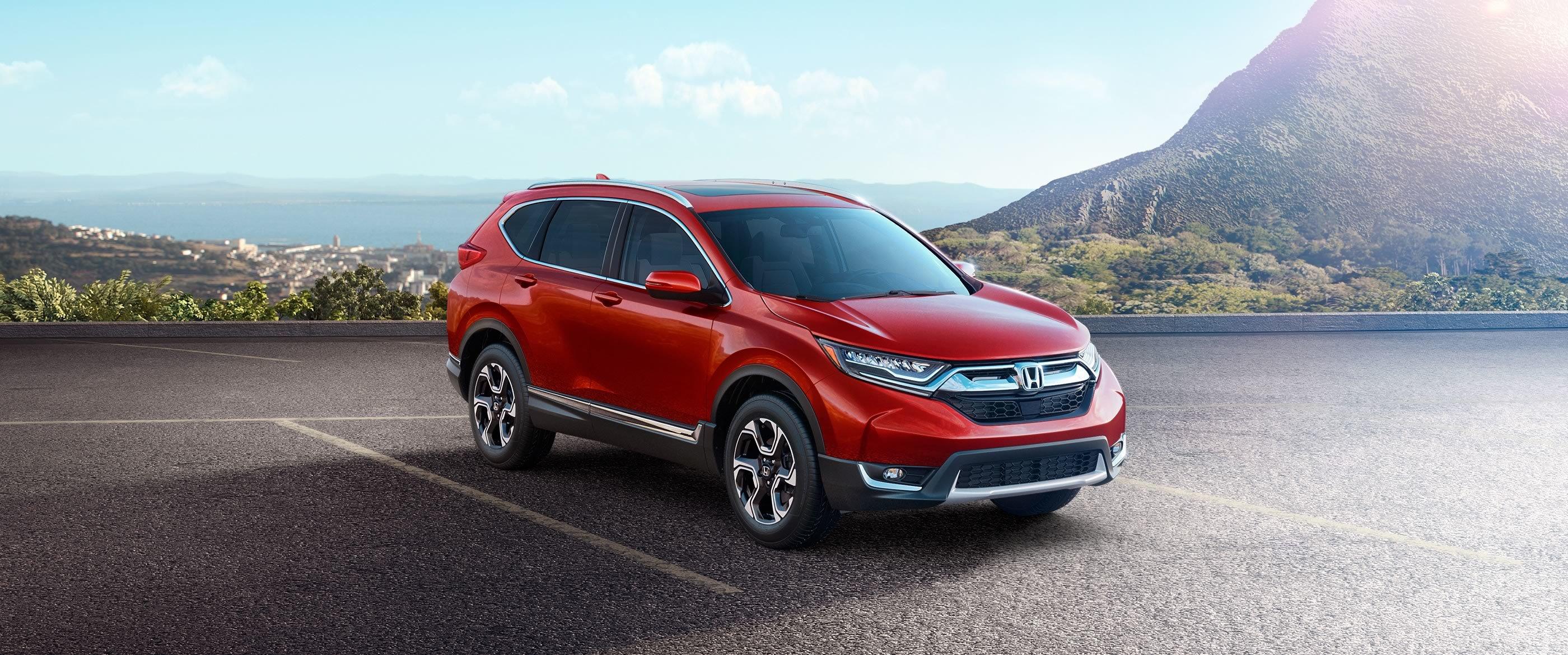 New Honda CR V On Sale Now At Mohawk Honda