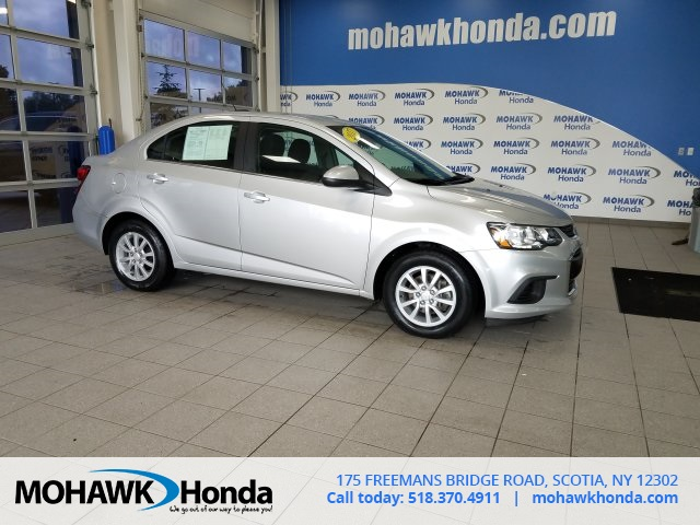 Superb Pre Owned 2017 Chevrolet Sonic In Scotia New York