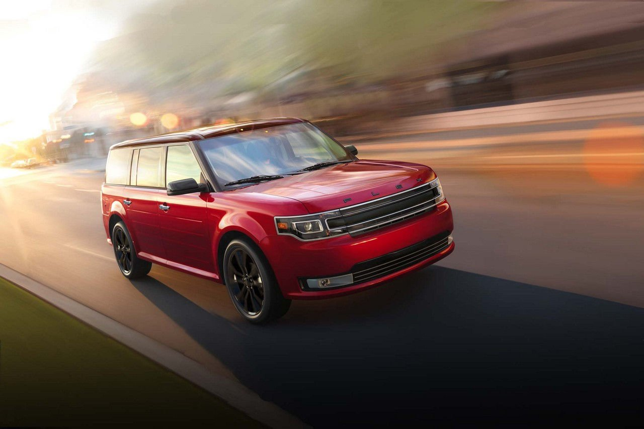 New ford flex on sale now at mossy ford