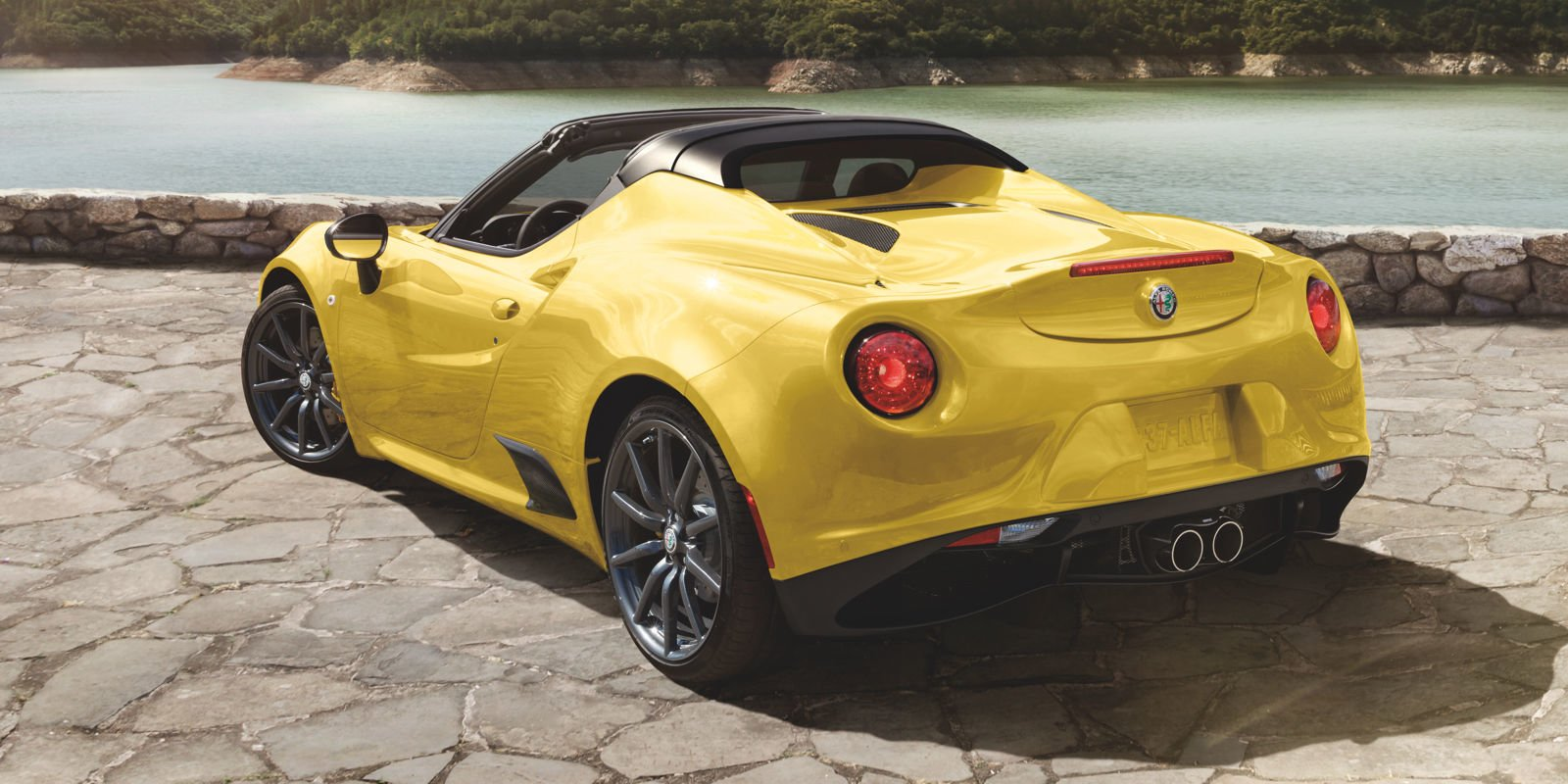 New Alfa Romeo C Spider Price Lease Offers Austin TX - New alfa romeo for sale