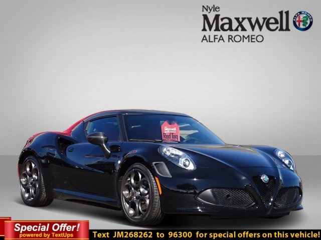 New Alfa Romeo C Coupe Price Lease Offers Austin TX - Buy alfa romeo 4c