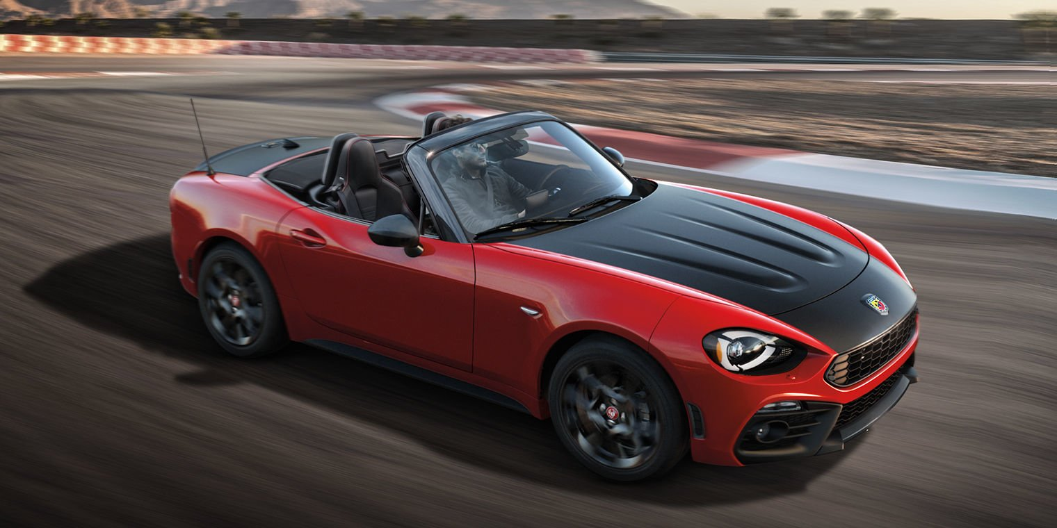 New Fiat 124 Spider Offers Austin Tx Nyle Maxwell Fiat
