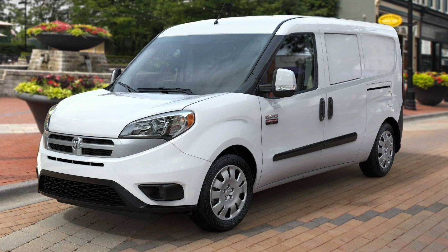 Dodge Commercial Van >> Commercial Vehicle Sales Nyle Maxwell Chrysler Dodge Jeep Ram