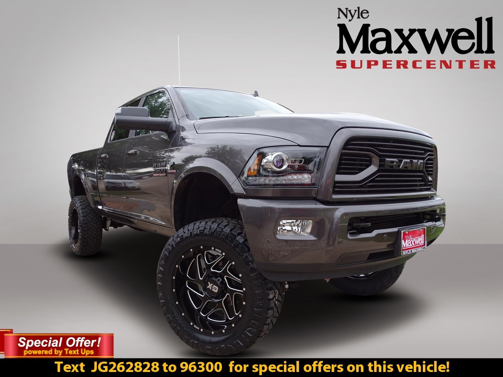 Maxwell Custom Builds | Nyle Maxwell Chrysler Dodge Jeep Ram