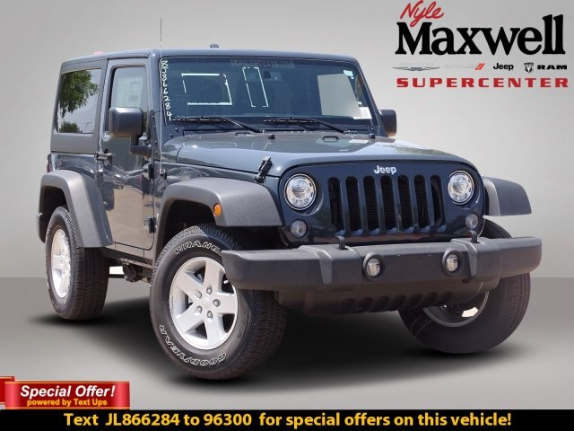 New Jeep Pricing And Lease Offers Nyle Maxwell Chrysler Dodge Jeep Ram