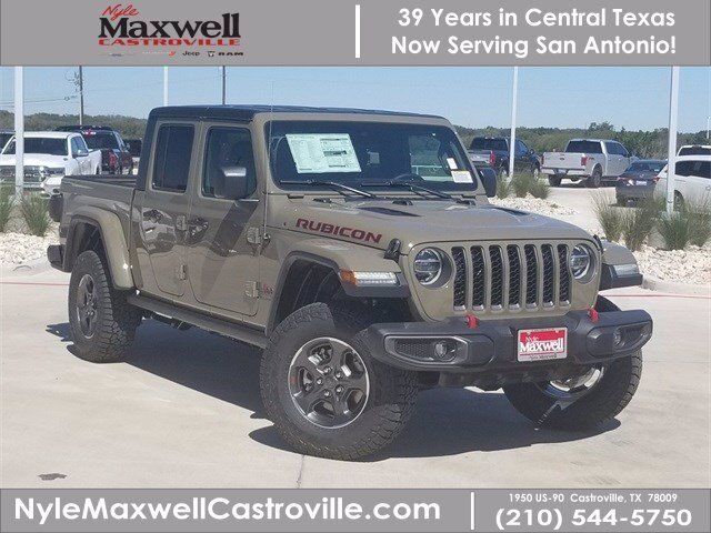 Jeep Gladiator Lease Payments Castroville Tx