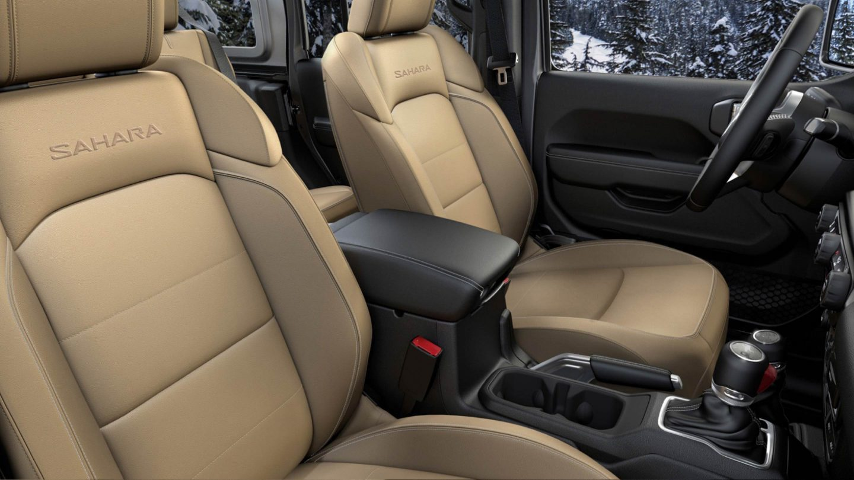 Jeep Wrangler Interior >> New Jeep Wrangler