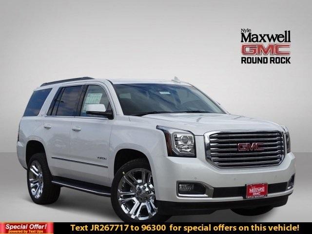 New 2018 GMC Yukon In Round Rock Texas