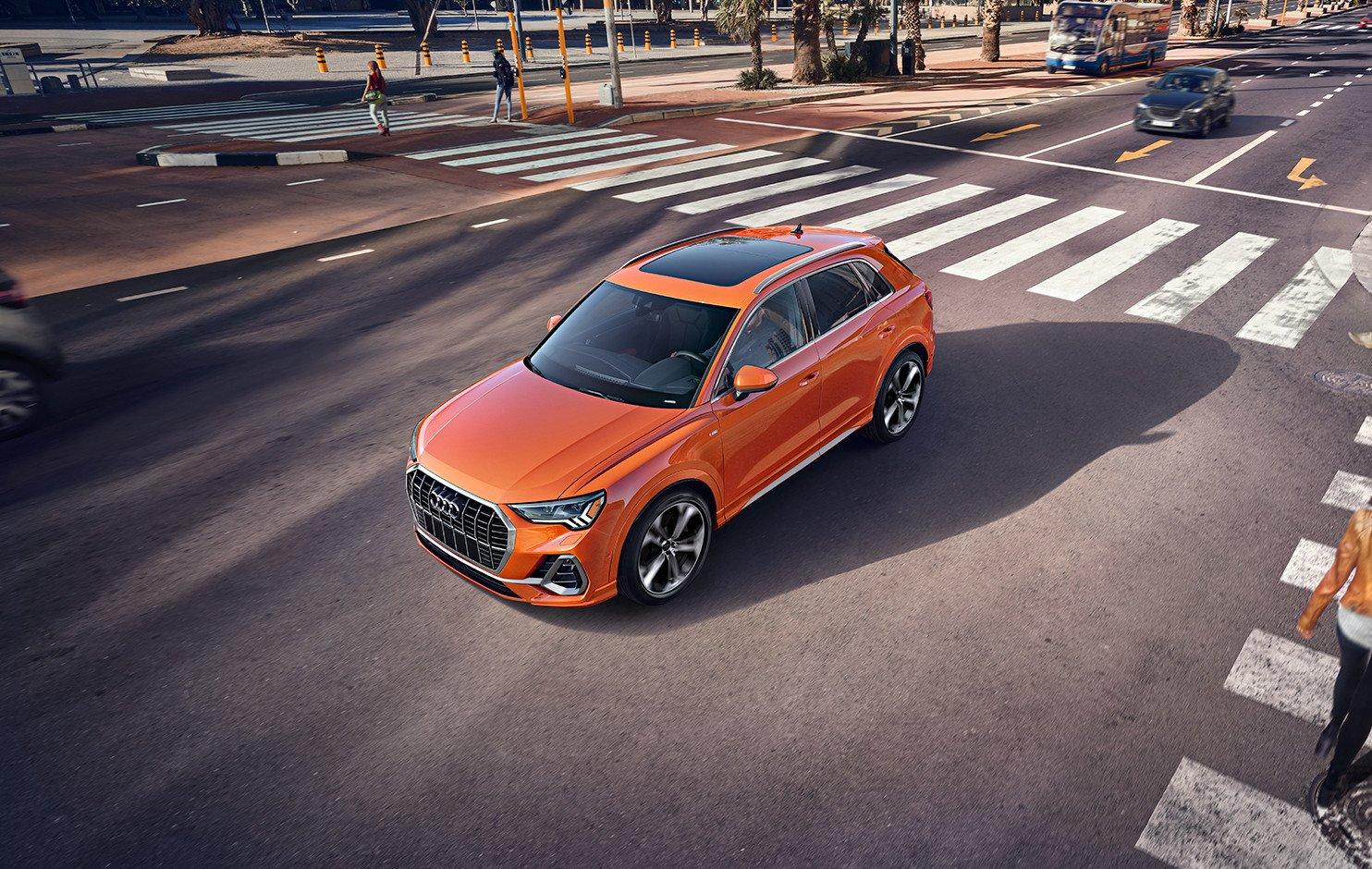 Audi® Q3 Finance & Lease- Sioux Falls SD