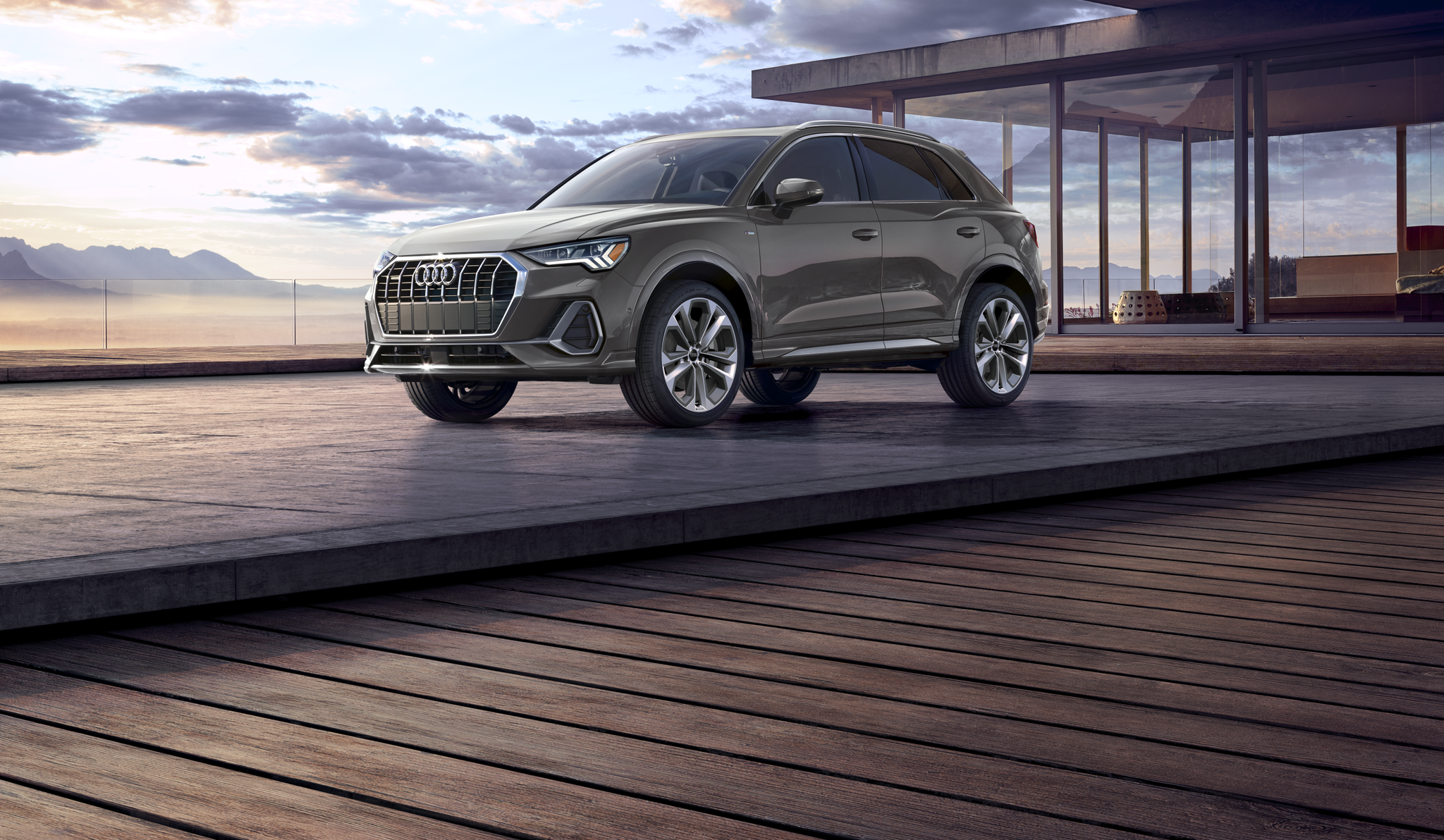 Audi® Q3 Lease Deals & Offers - Duluth GA