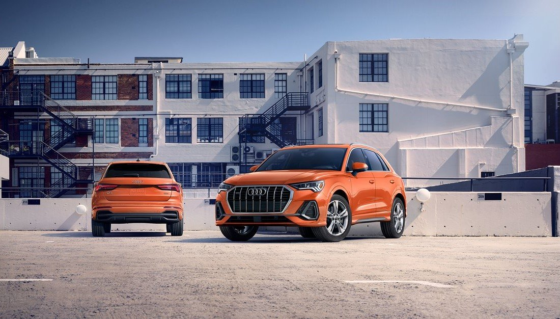 Audi® Q3 Lease Deals & Offers - Cicero,NY