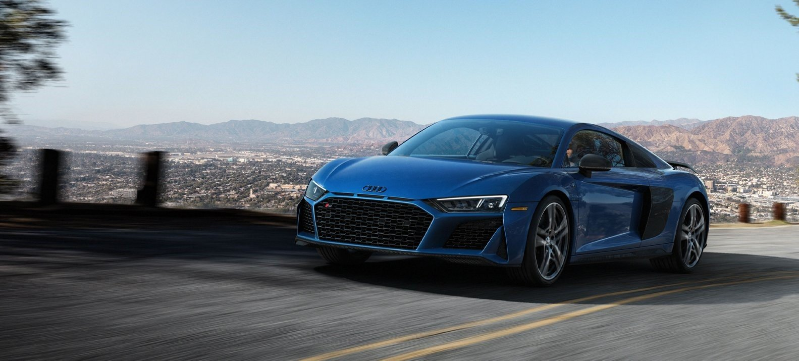 Audi® R8 Lease Deals & Offers - Cicero,NY