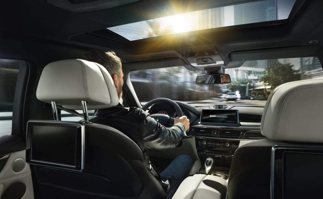 BMW X6 Interior Features