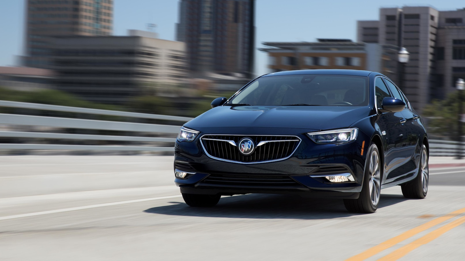 Buick Regal: Customer Satisfaction Procedure