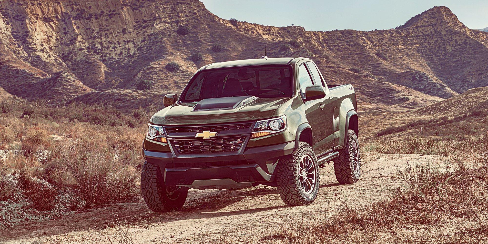 Chevrolet Colorado Lease Deals & Price