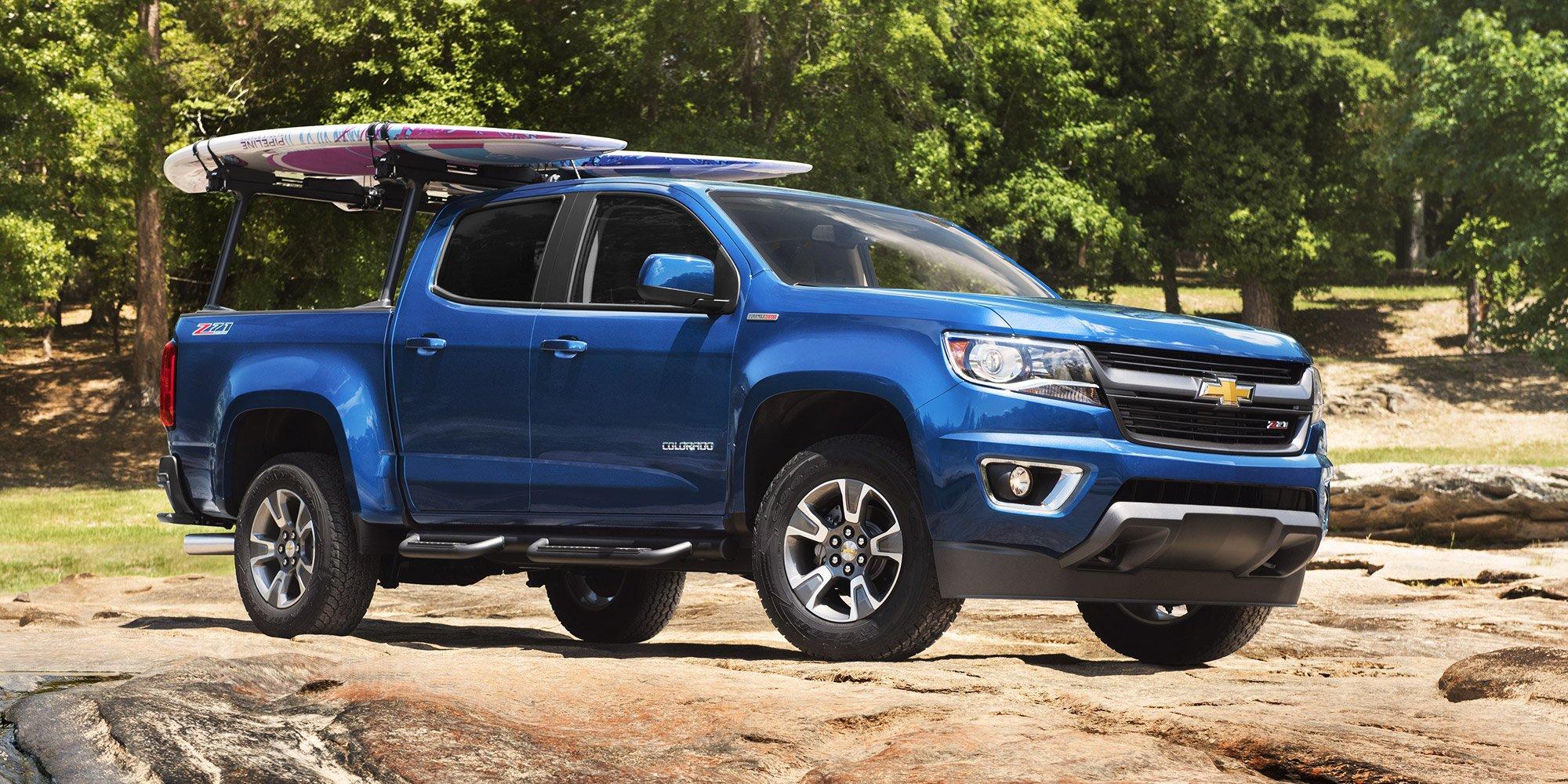 New Chevrolet Colorado