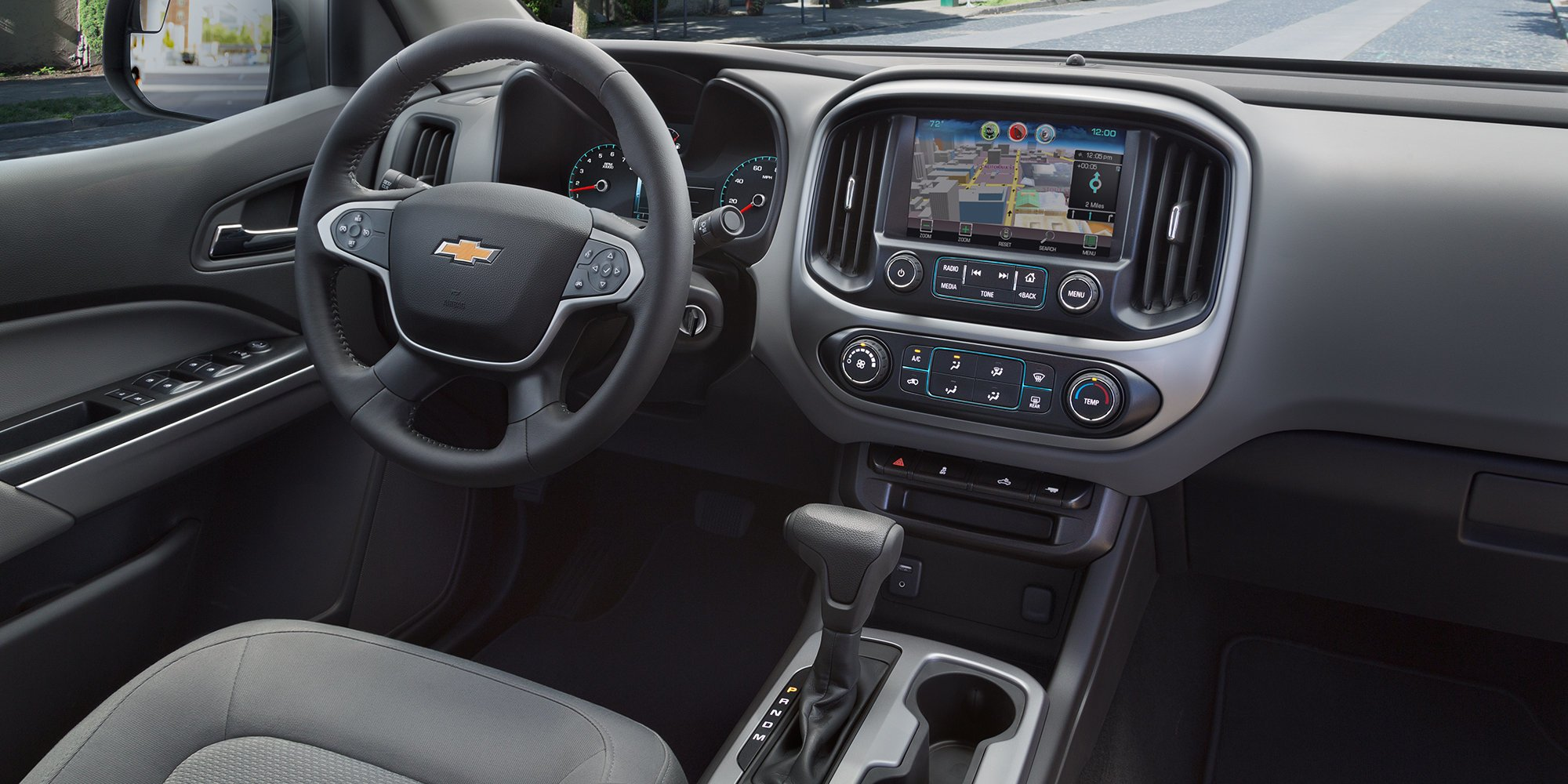 chevrolet colorado lease deals \u0026 price cincinnati oh Blue Chevy Colorado new chevrolet colorado interior features