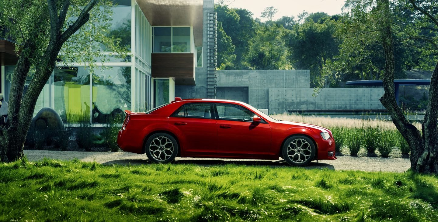 Chrysler® 300 Lease Deals & Price - Schaumburg IL