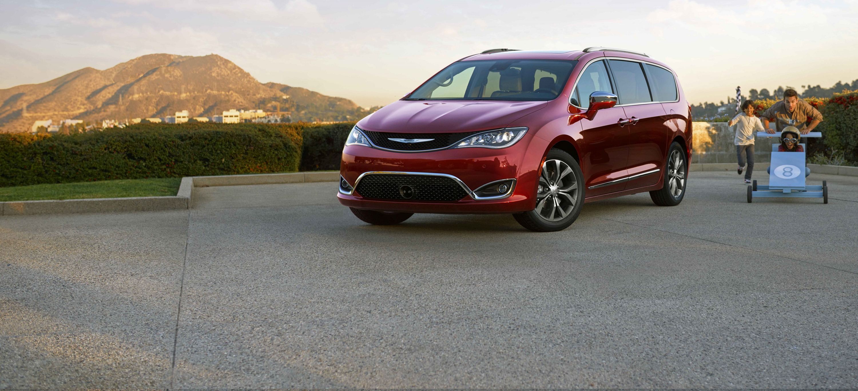 Chrysler Pacifica Lease >> Chrysler Pacifica Lease Offers Northgate Oh