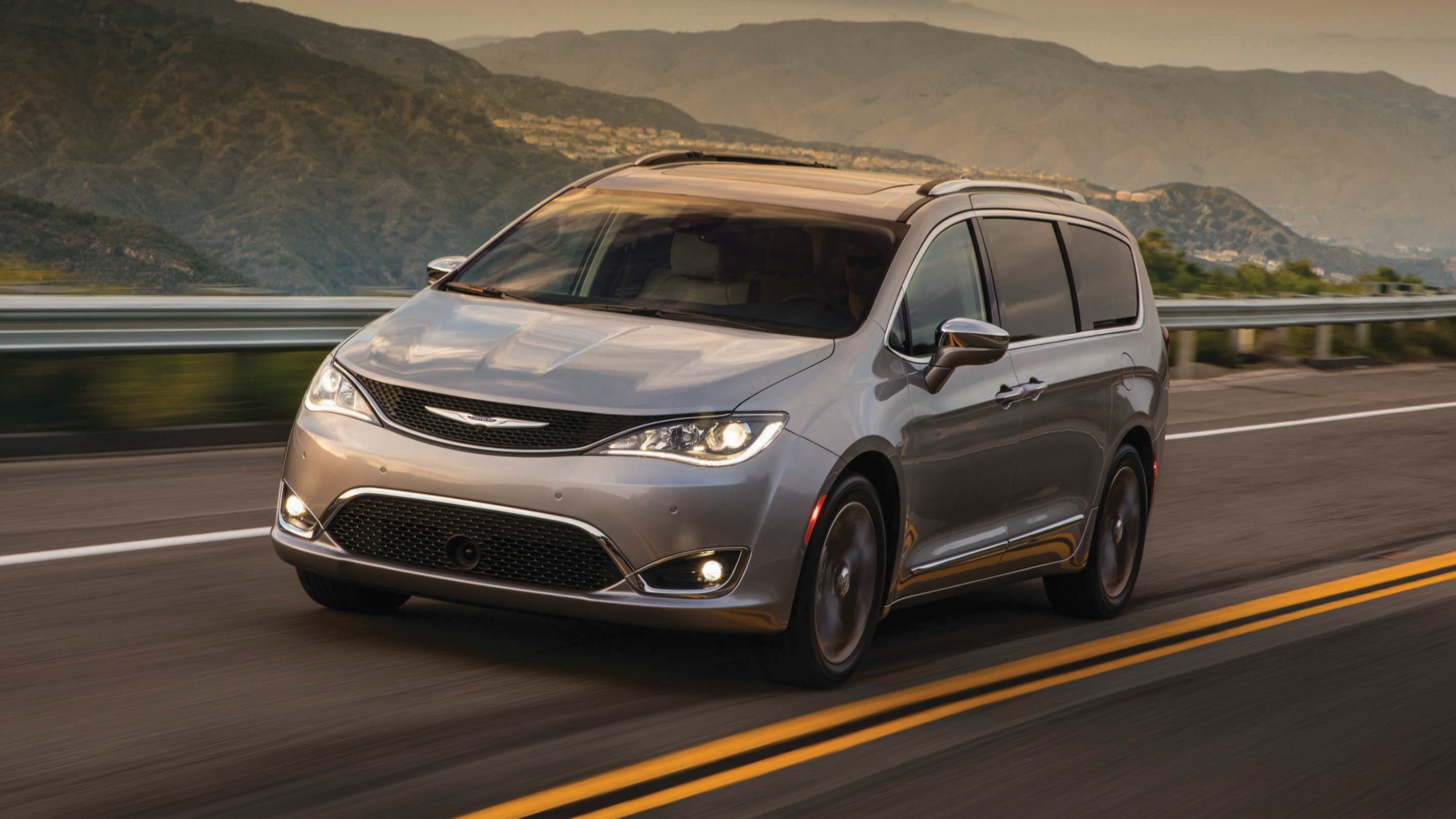 Chrysler® Pacifica Lease Prices & Deals - Waco TX
