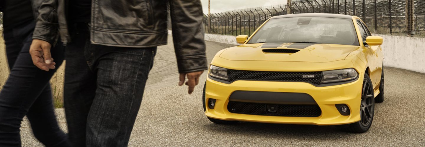 New Dodge Charger
