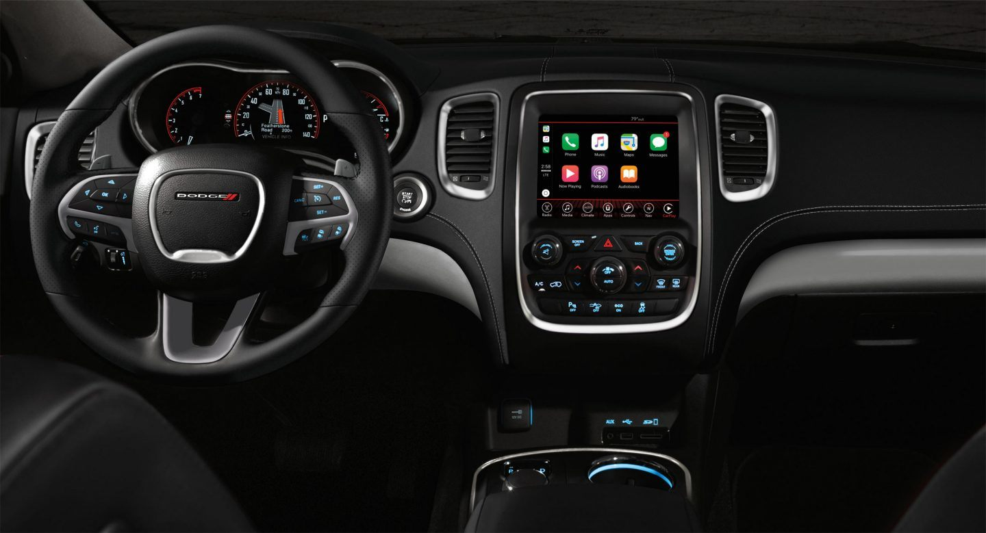 New Dodge Durango Interior Features